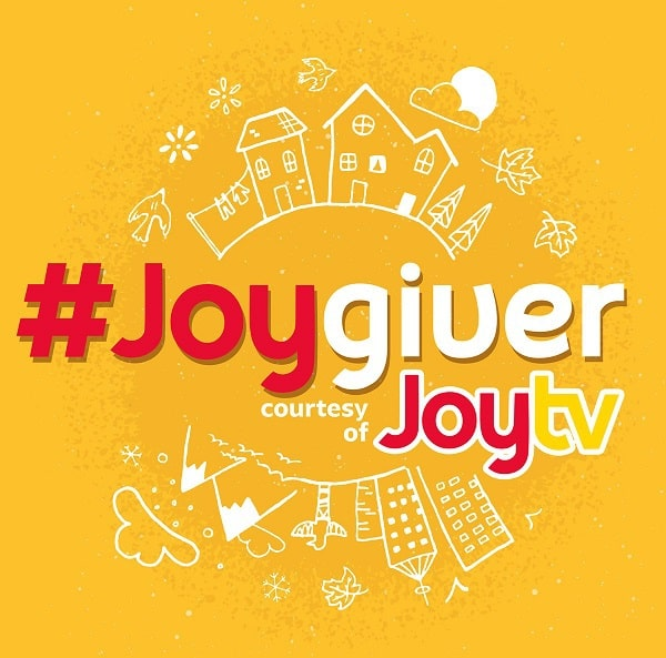 Pay It Forward with #Joygiver