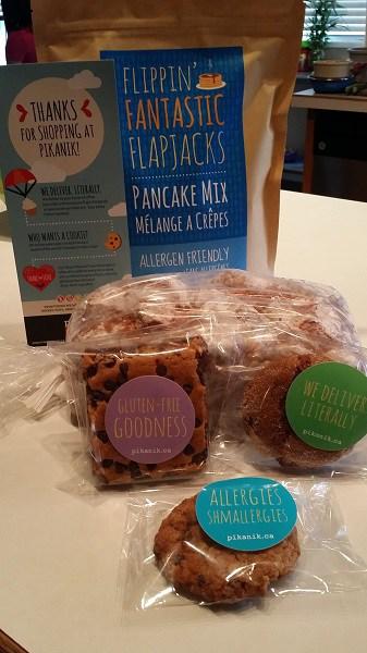 Pikanik – Bread, Cookies & Bars