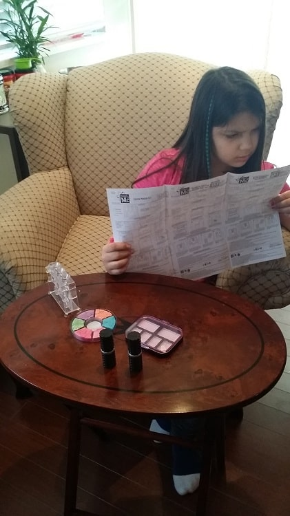 Project MC2 – Make Your Own Makeup
