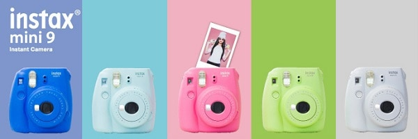 NEW Fujifilm Instax Mini 9