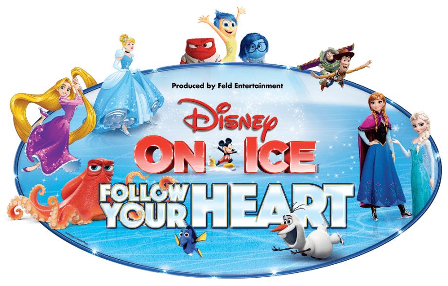Disney on Ice – Follow Your Heart 2017