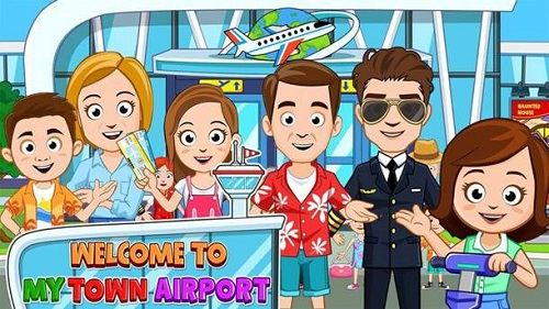 My Town™: Airport
