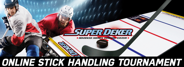 SuperDeker Stick Handling Tournament