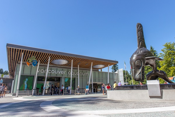 Spring And Summer Programs at Vancouver Aquarium