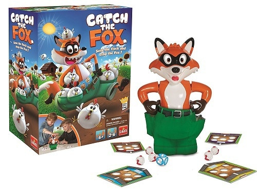 Catch the Fox – Goliath Games