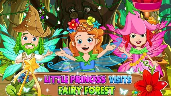 """My Town – """"My Little Princess: Fairy Forest"""""""