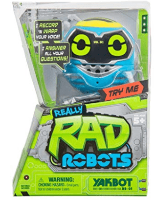 Moose Toys – Really R.A.D. Robots Yakbot