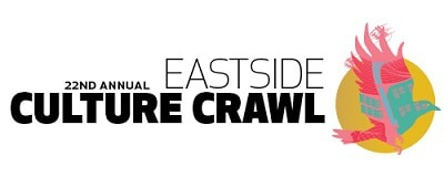 22nd Annual Eastside Culture Crawl Opens Doors to  Dynamic Community of Artists
