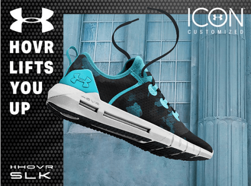Under Armour ICON Customized Gear