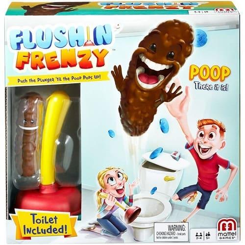 Flushin' Frenzy™