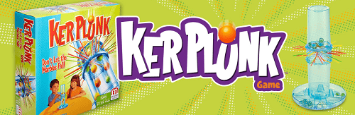Kerplunk – by Mattel