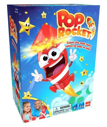Pop Rocket by Goliath Games