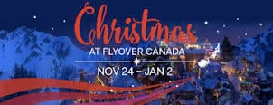 Christmas @ FlyOver Canada