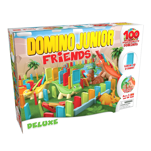 Domino Junior Friends: Deluxe