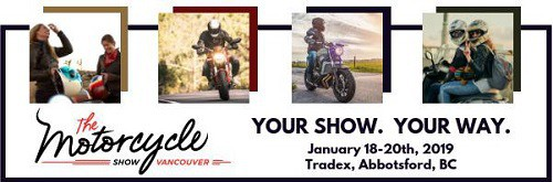 Feel the Noise – The Vancouver Motorcycle Show is back!
