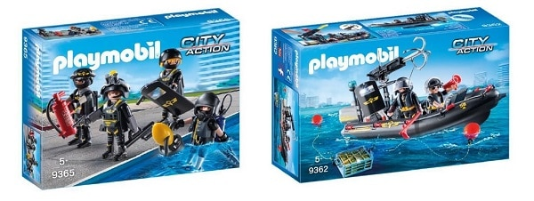 Playmobil Tactical Unit