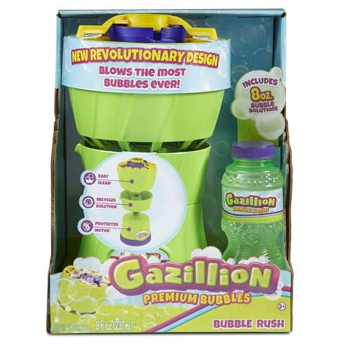 Gazillion Bubbles – Bubble Rush