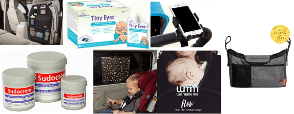 New Mom Survival Pack Giveaway