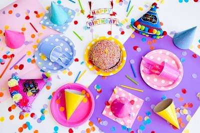4 Reasons Why Mom's Should Host Birthday Parties At Event Spaces and Not At Home