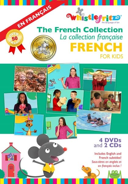 Whistlefritz – The French Collection Giveaway