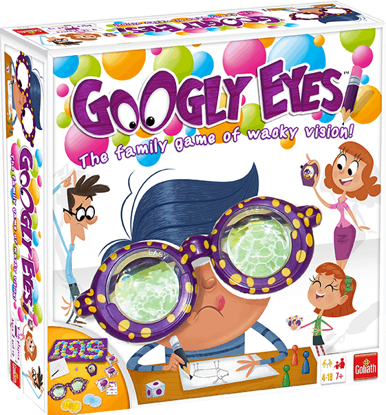 Googly Eyes Game Review