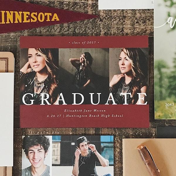 Grad 2021 with Basic Invite