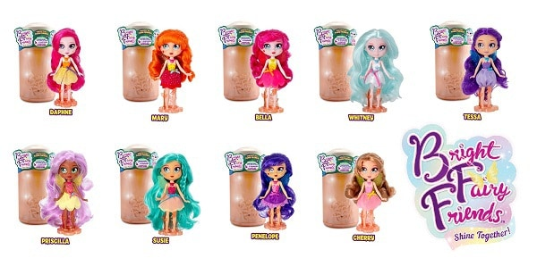 Bright Fairy Friends – Series 2 Doll Giveaway