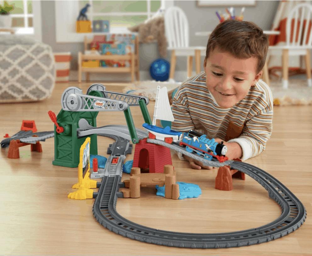 Thomas & Friends™ Bridge Lift Thomas & Skiff